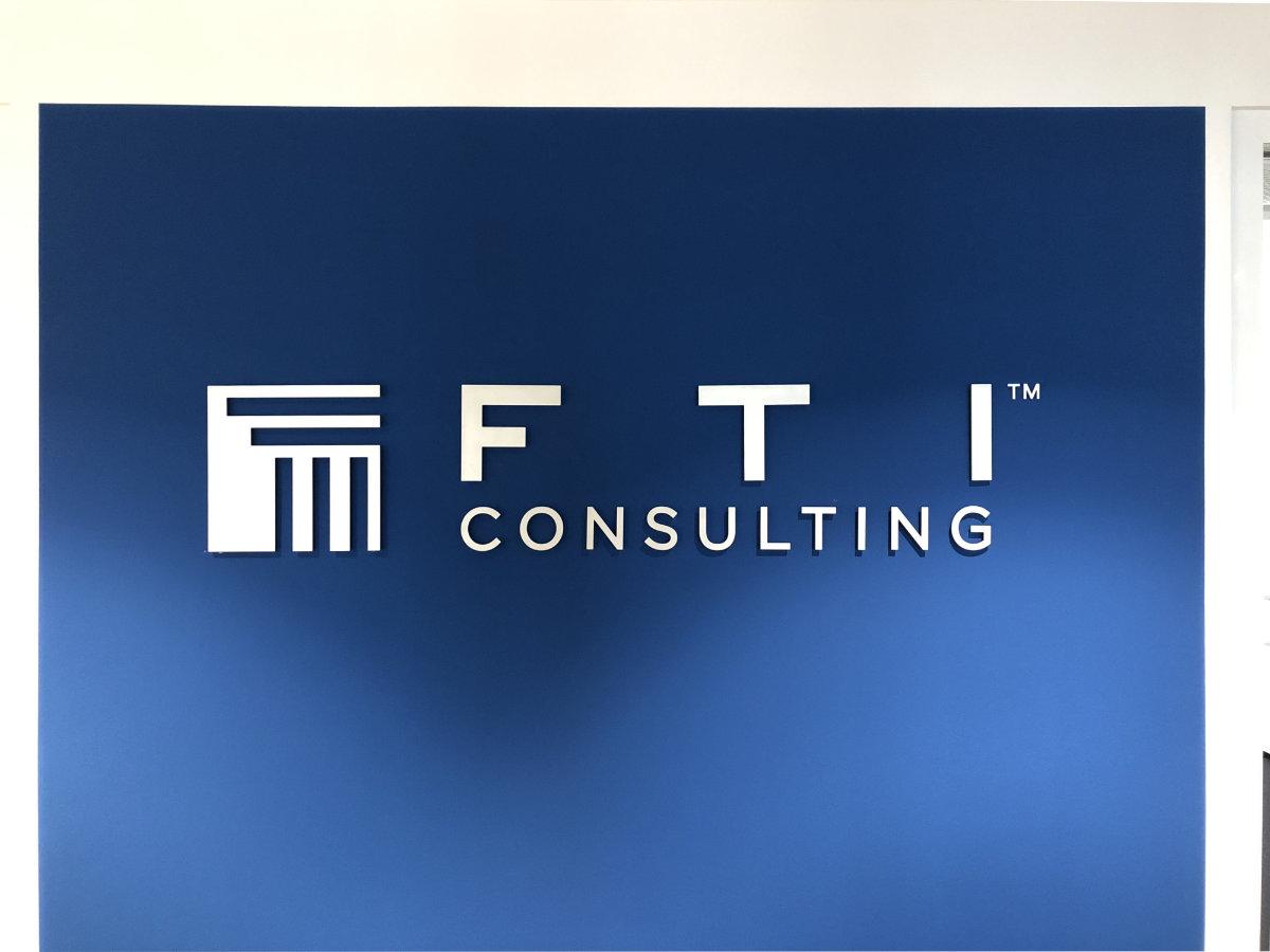 FTI Schriftzug und Bildmarke