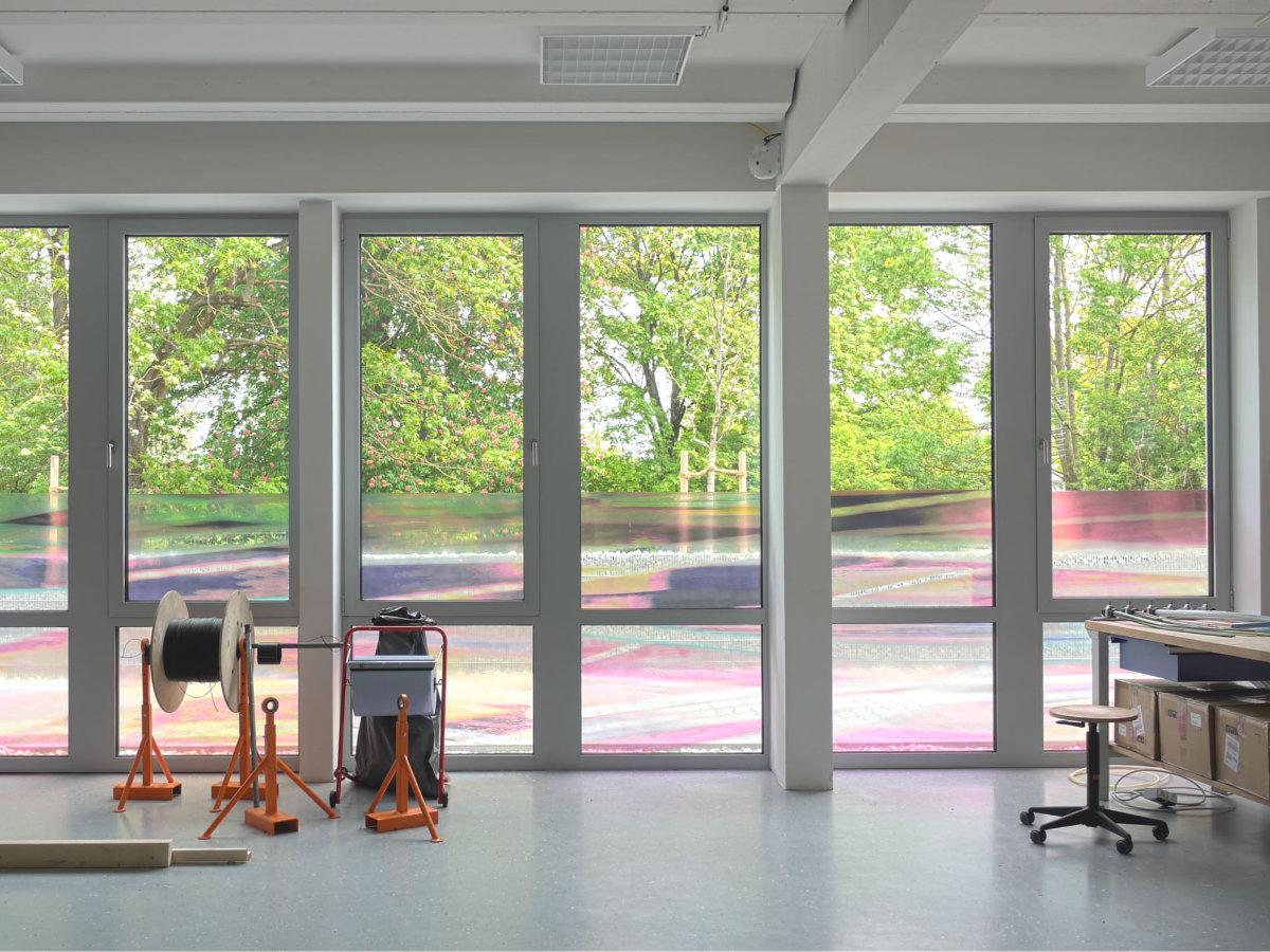 richtungspfeil sichtschutz durchlaufschutz und auflaufschutz. Black Bedroom Furniture Sets. Home Design Ideas
